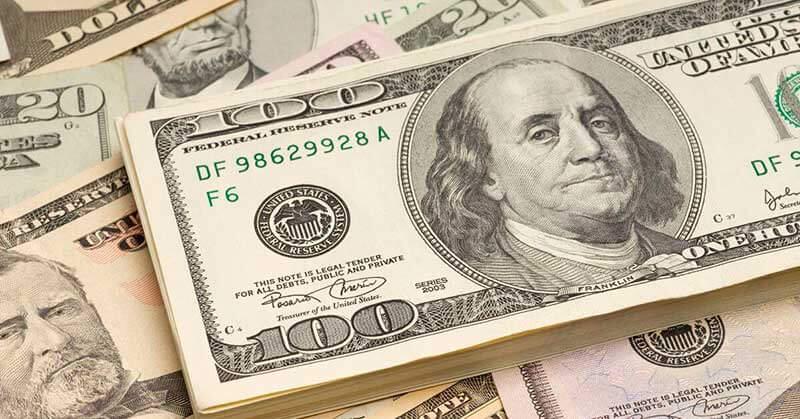Calculadora de Reais para Dólares
