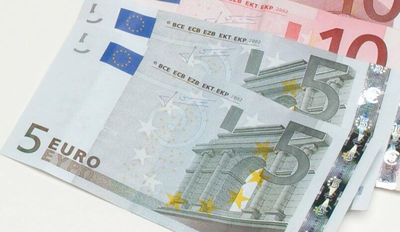 Nota de 5 Euros